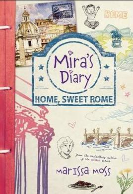 Cover: Mira's Diary - Home Sweet Rome