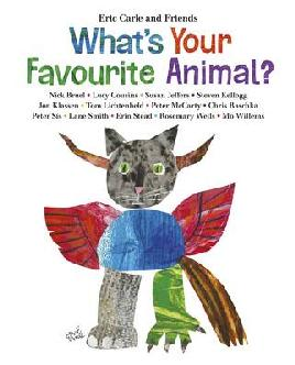 Cover of What's your favourite animal