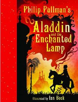 Cover: Aladdin and the Enchanted Lamp
