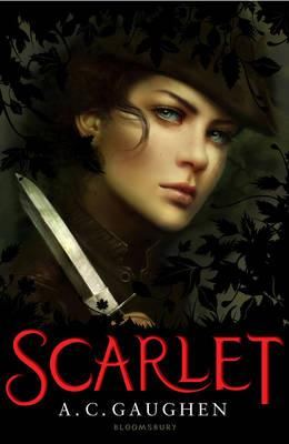 Cover of Scarlet