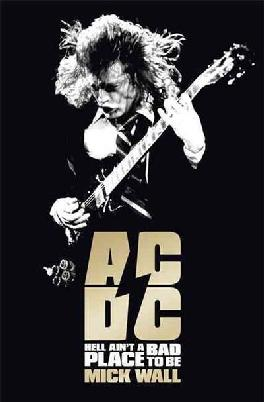 Cover of ACDC Hell ain't a bad place to be