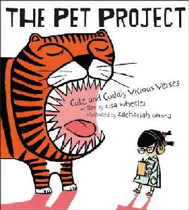 Cover of The Pet project.