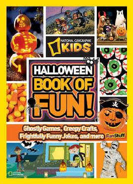 Cover of Halloween Book of Fun!