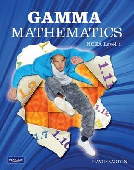 "Cover image of ""Gamma mathematics"""
