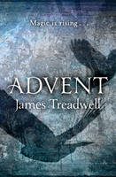 Book cover: Advent by james Treadwell