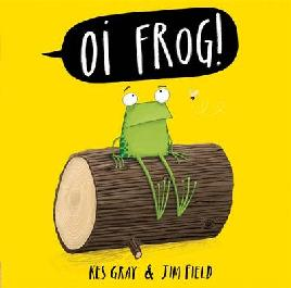 Cover of Oi Frog