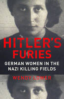 cover of Hitler's furies