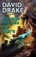 Cover of Voyage across the stars by David Drake