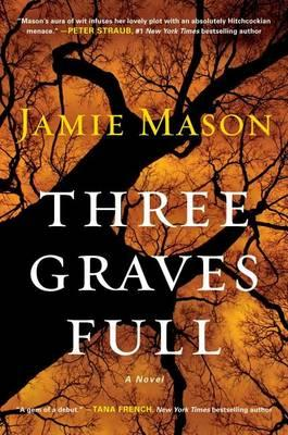 Cover of Three Graves Full