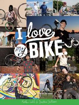 Cover image for I love my bike