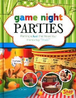 Cover of Game Night Parties