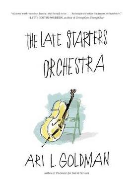 Book cover of The Late Starters Orchestra