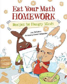 Cover: Eat Your Math Homework