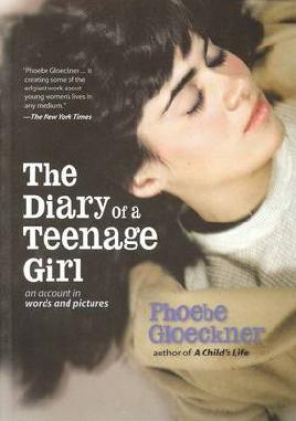 Cover of The diary of a teenage girl