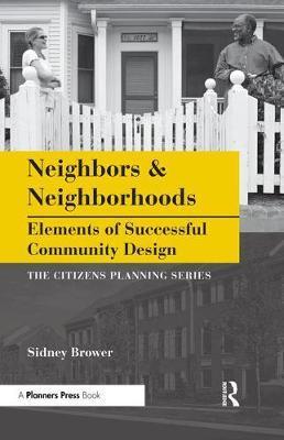 Cover of Neighbors and neighborhoods