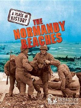 Cover of The Normandy beaches