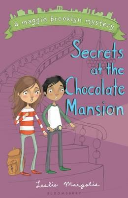 Cover of Secrets at the Chocolate Mansion
