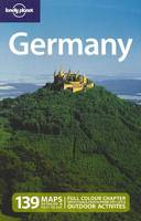 "Cover image of ""Lonely Planet Germany"""