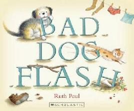 Cover of Bad Dog Flash