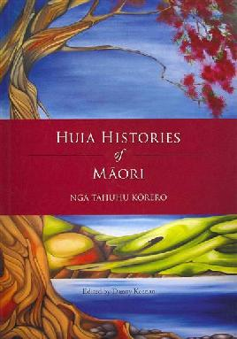 cover from huia histories of māori