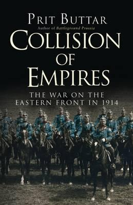 Cover of Collision of Empires
