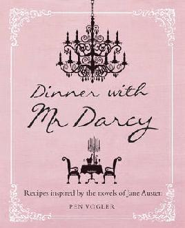 Cover of Dinner with Mr Darcy