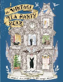Cover: The Vintage Tea Party Year