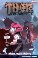 Cover of Thor God of Thunder