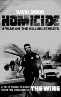 "Cover image of ""Homicide : a year on the killing streets"""