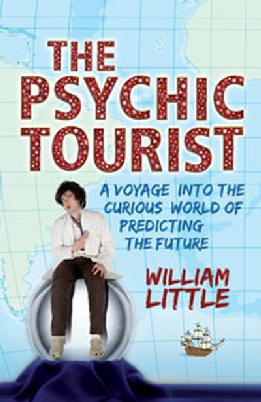 "Cover image of ""The Psychic Tourist"""
