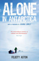 Cover of Alone in Antarctica