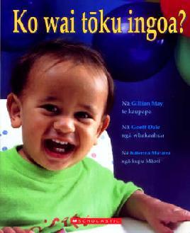 Cover of Ko wai tōku ingoa?