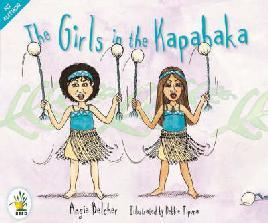 The Girls in the Kapahaka