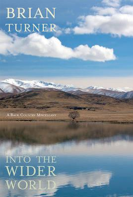 Cover of Into the wider world: A back country miscellany