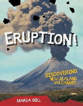 cover for the book Eruption