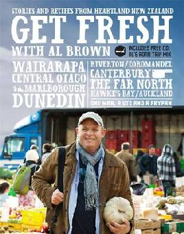 Cover of Get fresh with Al Brown