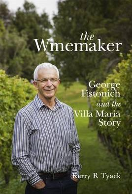 Cover: The Winemaker