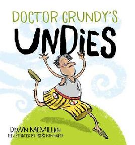 Cover of Dr Grundy's undies