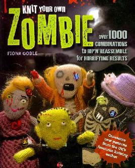 Cover: Knit Your Own Zombie