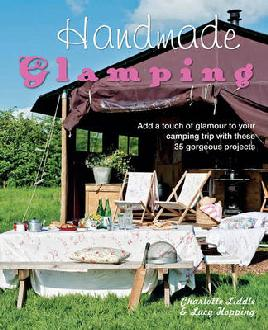 Cover of Handmade Glamping