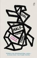 Cover: A girl is a half-formed thing