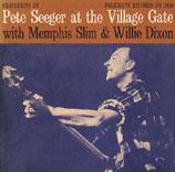 Pete Seeger at the Village Gate