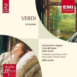 Cover of La Traviata