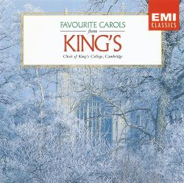 Cover of Favourite Carols From King's