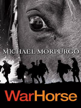 """War Horse"" book cover"