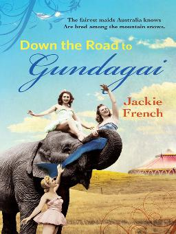Cover of Down the road to Gundagai