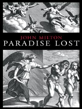 Cover of John Milton's Paradise lost