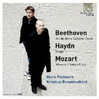 Vocal Recital: Padmore, Mark - HAYDN, F.J. / MOZART, W.A. / BEETHOVEN, L. van