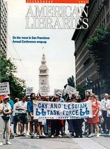 Image result for 1992 american libraries magazine Gay and Lesbian Task Force
