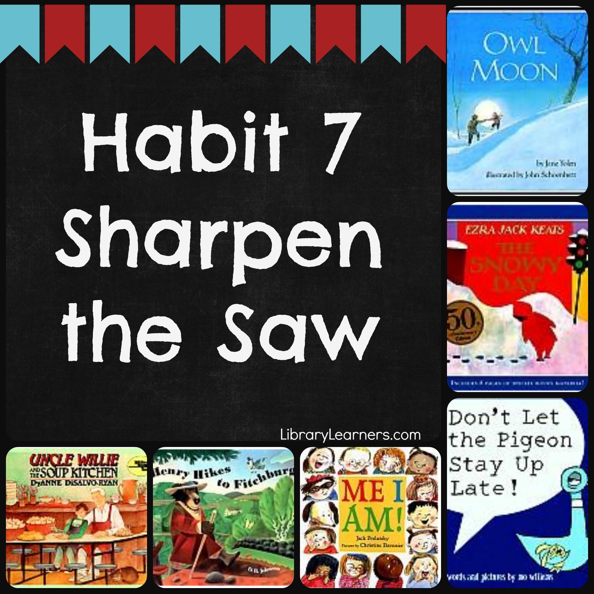 Habit 6 Synergize Worksheet
